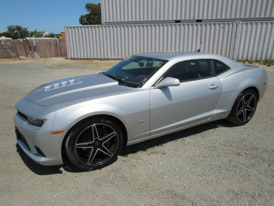 2010 CHEVROLET CAMARO (COURT PAPERS)