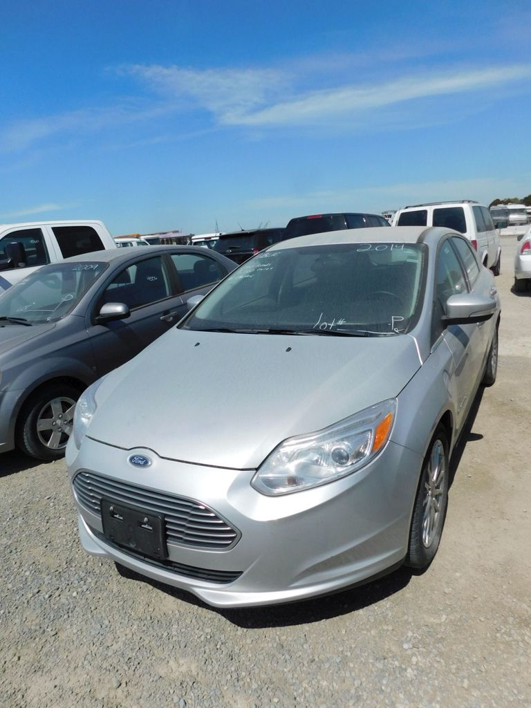 2014 FORD FOCUS ( ELECTRIC ONLY )