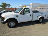 2008 FORD F-250 UTILITY TRUCK