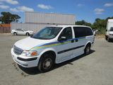 2002 CHEVROLET VENTURE PARATRANSIT VAN (MECH ISSUES)