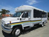 2008 CHEVROLET PARATRANSIT BUS W/ WHEELCHAIR LIFT (MECH ISSUES)