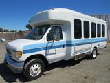 1997 FORD PARATRANSIT BUS W/ WHEELCHAIR LIFT