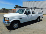 1995 FORD F-250 FIELD PICKUP TRUCK (MECH ISSUES)