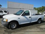 2003 FORD F-150 PICKUP TRUCK W/ TOOL BOX