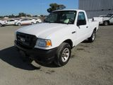 2008 FORD RANGER PICKUP TRUCK W/ TOOL BOX