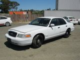 2000 FORD POLICE INTERCEPTOR