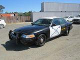 2011 FORD POLICE INTERCEPTOR (MECH ISSUES)
