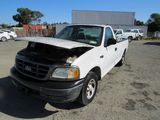2003 FORD F-150 PICKUP TRUCK W/ TOOL BOX & LIFTGATE