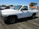 2001 DODGE RAM 1500 PICKUP TRUCK W/ TOOL BOXES