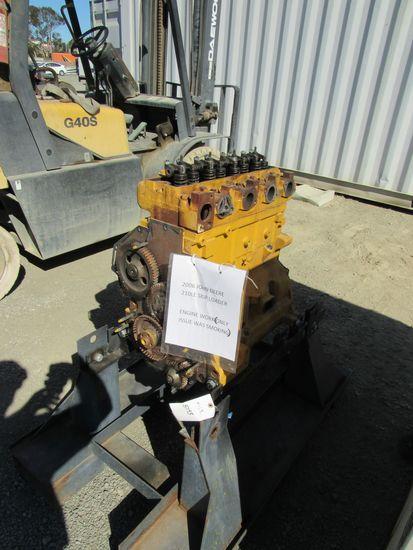 JOHN DEERE 4045 TT092 ENGINE BLOCK