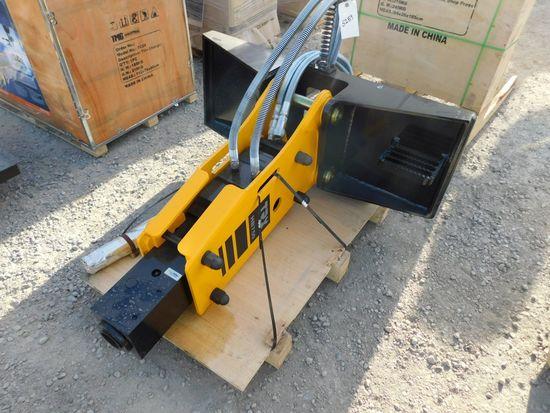NEW & UNUSED TRX HB 750 SKID STEER HYDRAULIC BREAKER