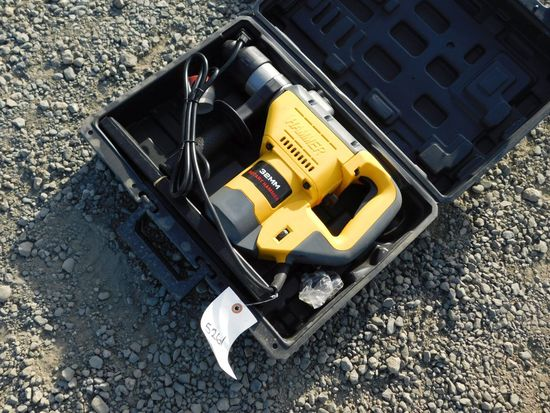NEW & UNUSED HUSKIE 11218 SO3 HAMMER DRILL