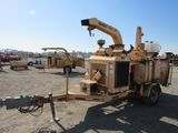 2001 BRUSH BANDIT 1890 INTIMIDATOR TOWABLE BRUSH CHIPPER (NON COMPLIANT)