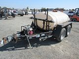 2014 WYLIE EXP 500L TOWABLE WATER WAGON