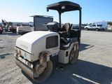 INGERSOLL RAND DD-24 DOUBLE DRUM ROLLER