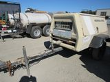 INGERSOLL RAND P 100 TOWABLE AIR COMPRESSOR