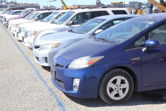 Asset Seizures & Government Fleet Vehicles