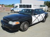 2011 FORD CROWN VICTORIA (MECH ISSUES)