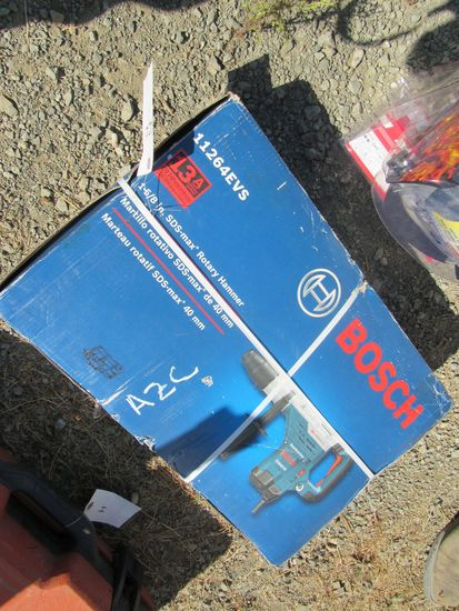 NEW & UNUSED BOSCH 11264 ROTO HAMMER
