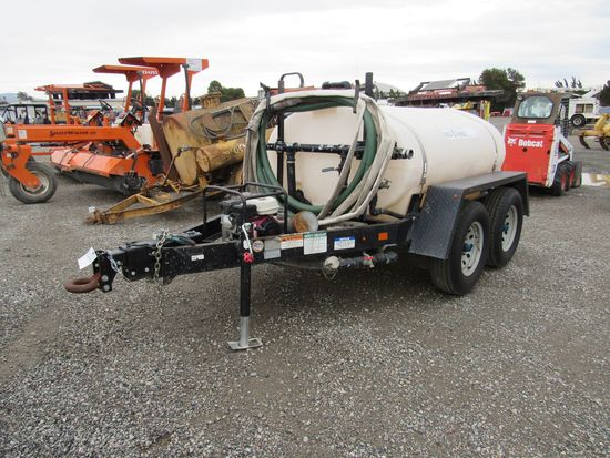 2014 WYLIE EXP-500 L-S TOWABLE WATER WAGON