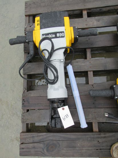 NEW & USED B90 ELECTRIC DEMO HAMMER