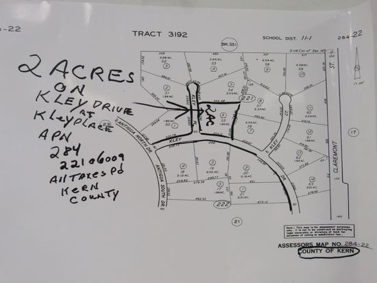 2 ACRES ON KLEY DRIVE AT KLEY PLACE