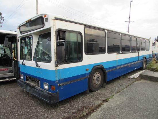 2003 GILLIG SUBURBAN 40' PASSENGER BUS (NON RUNNER)