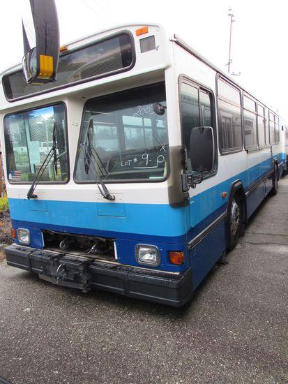 2003 GILLIG PHANTOM 35' PASSENGER BUS (NON RUNNER)