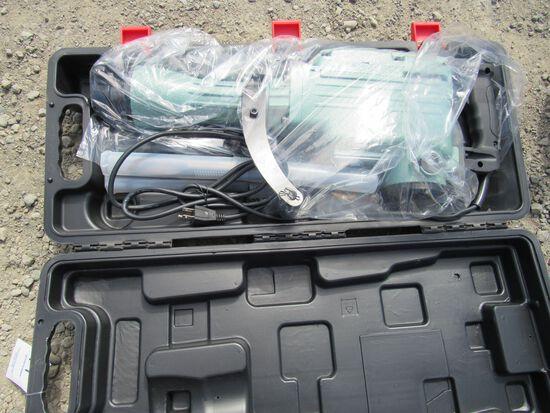 NEW & UNUSED HUSKIE B65 ELECTRIC ROTO HAMMER