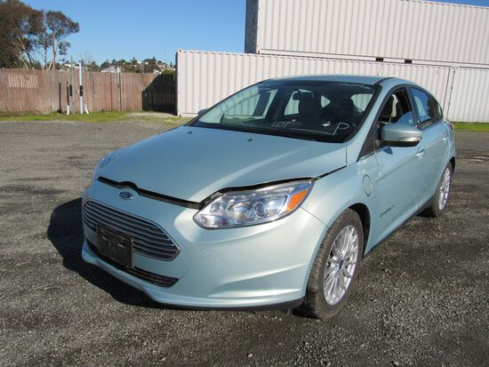 2014 FORD FOCUS (ELECTRIC ONLY)