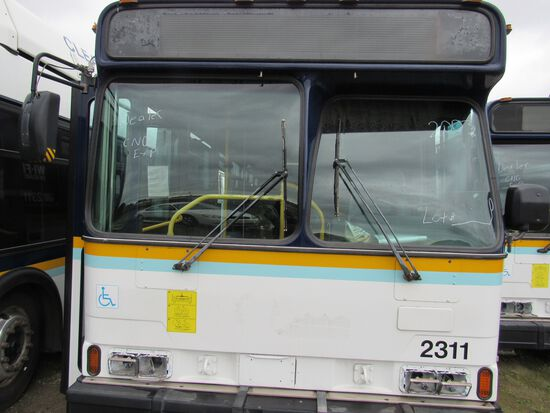 2003 ORION TRANSIT BUS (MECH ISSUE) (CNG ONLY)