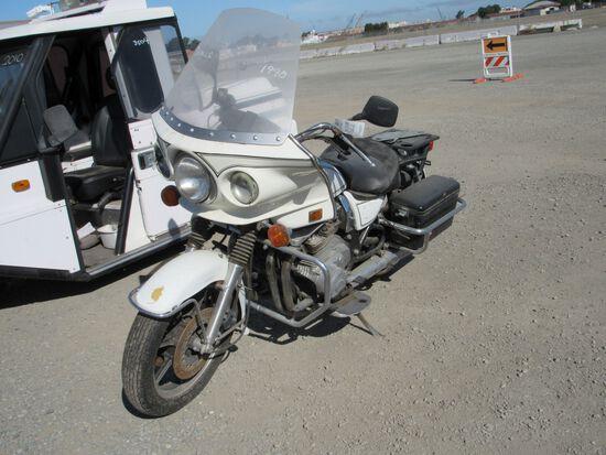 1990 KAWASAKI K2100 P MOTORCYCLE (NON RUNNER)