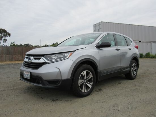 2019 HONDA CRV (COURT PAPERS)