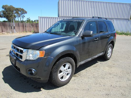 2009 FORD ESCAPE 4X4