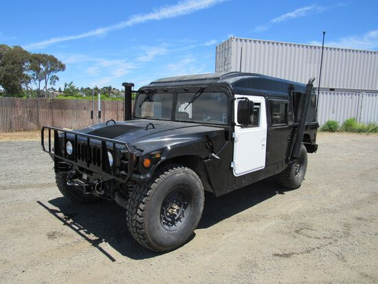 1996 AM GENERAL M1038 4X4 HMMV (NO KEYS) *** SPECIAL REGISTRATION REQUIREMENTS***