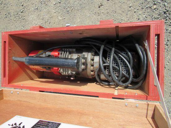 MQ HBC-25B REBAR CUTTER