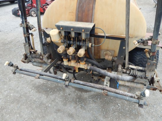 TORO MULTI-PRO 1100 RIDE ON SPRAYER UNIT | Auctions Online ... on