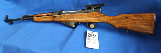 Russian, Model Mod SKS, Serial #CCCP45470, 7.62x39