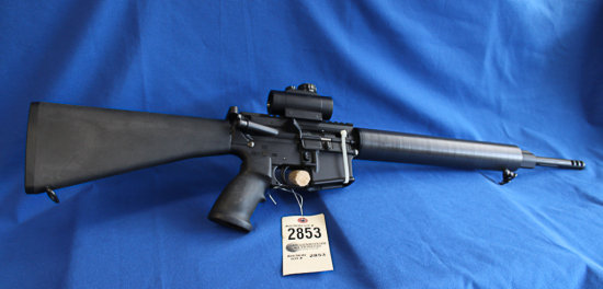 Spikes Tactical, Model MOD SL 15, Serial #SAR30713, 6.8 mm