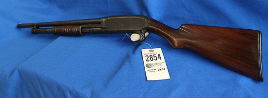 Winchester, Model 1912, Serial #172887, 16 ga
