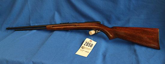 Remington, Model 34, Serial #91123, .22 cal