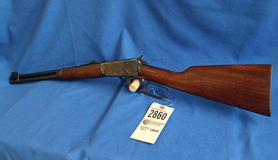 Winchester, Model 94, Serial #2127395, 30-30 cal