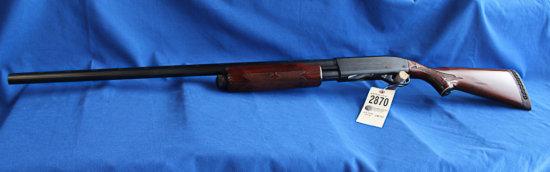 Remington, Model 870, Serial #T009200M, 12 ga