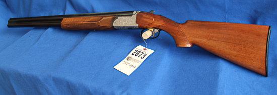 Charles Daly, Model Superior II, Serial #58579, 12 ga