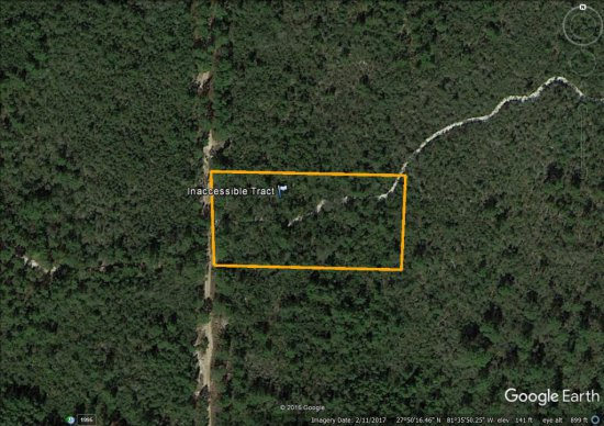 Lake Wales Investment Tract