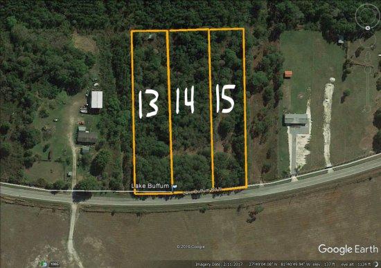 1.1± Acre Homesite, Ft. Meade, FL