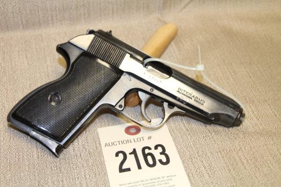 Interarms PPH 9mm/.380 Pistol