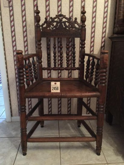 German Church Chair