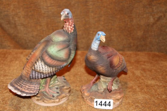 Turkey figurines
