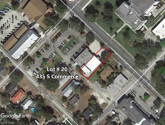 50'±X150'± 5,195± sf Office Building